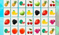 Маджонг фрукты и овощи 5