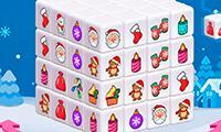 Рождественский Маджонг 3Д